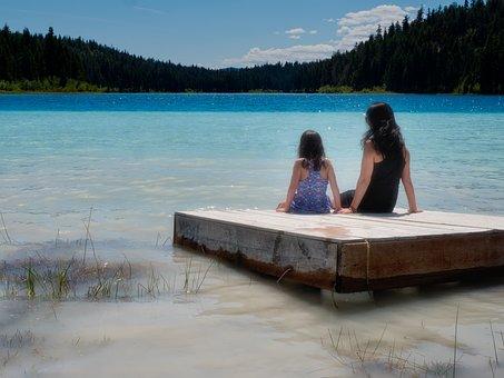 Bc, Blue, British Columbia, Canada, Family