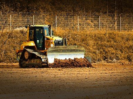 Excavators, Construction Machine, Build