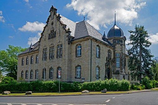 Querfurt, Saxony-anhalt, Germany, Architecture