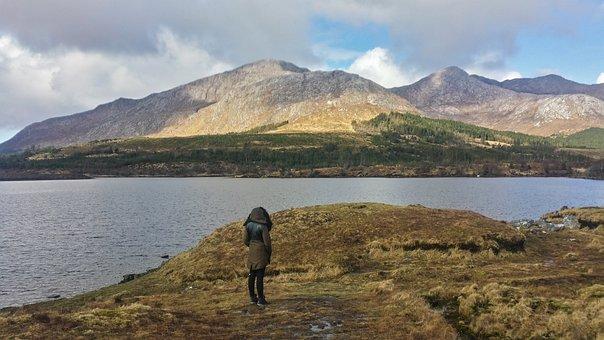 Ireland, Connemara, Trip, Travel, Ride