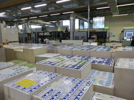 Printing, Pallets, Manufacturing