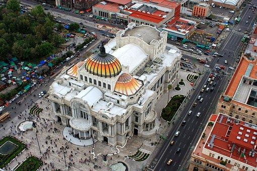 Bellas Artes, Mexico City, Mexico, City, Tourism