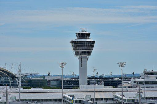 Airport, Munich, Tower, Aviation Safety, International