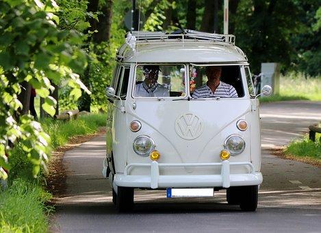 Auto, Oldtimer, Classic, Pkw, Vw, Vw Bus, Automotive