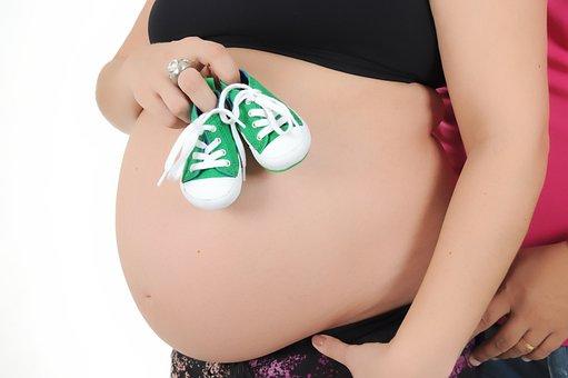 Pregnant Woman, Belly, Boy, Pregnancy, Pregnant
