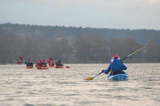 Kayak, River, Sport, Water, Rafting, Tourism, Paddle