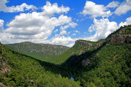 Nature, Mountains Sky, Clouds, Rock, Sky, Mountain