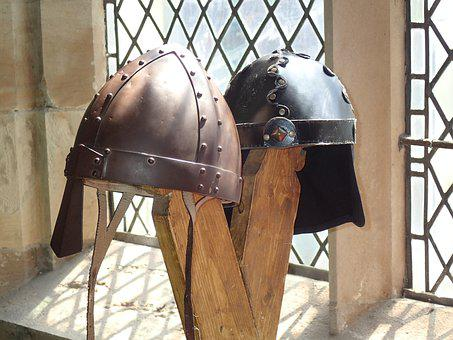 Viking, Helmet, History, Medieval, Armor, Scandinavian