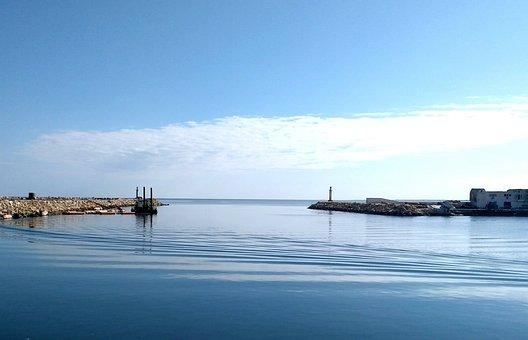 Port, Gabes, Tunisia