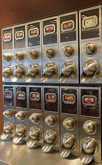 Coffee Chute, Coffee, Drink, Benefit From, Coffee Beans
