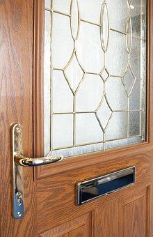 Door, Door Handle, Wood, Handle, Lock, Entrance