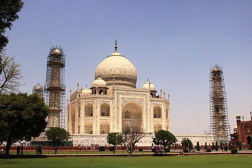 Taj, Restoration, Famous, India, Travel, Architecture