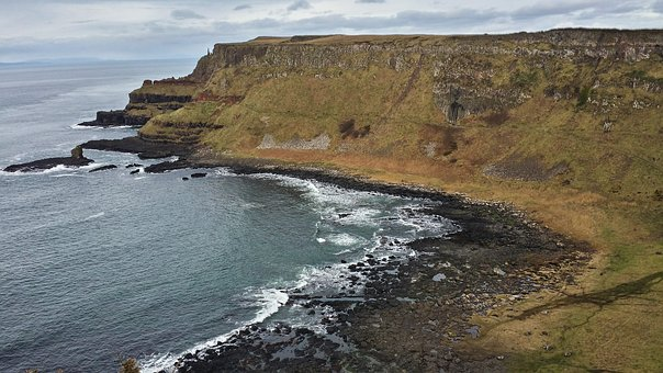 Ireland, Northern Ireland, Giants Causeway, Trip