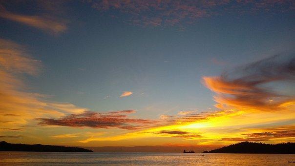 Sunset, Kota Kinabalu, Universiti Malaysia Sabah