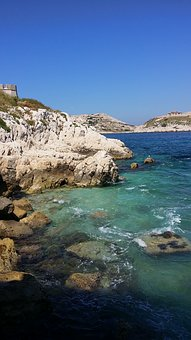 If Castle, Marseille, Island, Mediterranean