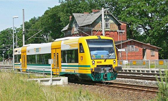 Railway, Regional Traffic, Regio Sprinter