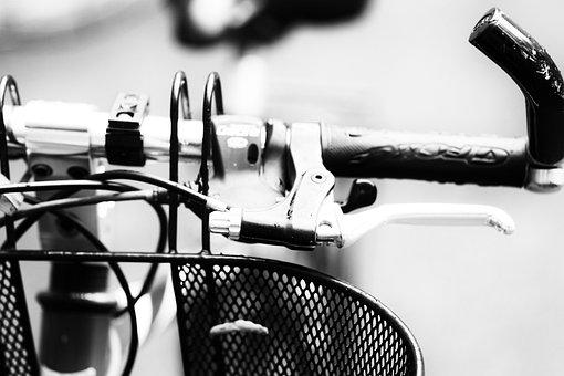 Staring Wheel, Basket, Bicycle, Cycle, Bike