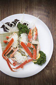 Snow Crab, Self-restraint Up To, That You To