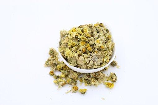 Tong Flower, Chrysanthemum, Tea