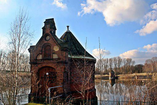 Lost Places, Water Storage, Historically, Water Art