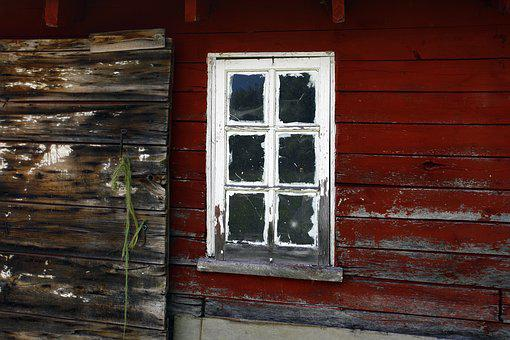 Barn, Farm, Vintage, Antique, Countryside, Farming