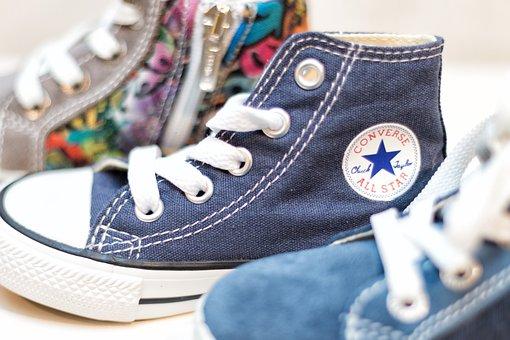 Converse, Converse All Star, Sneakers, Children