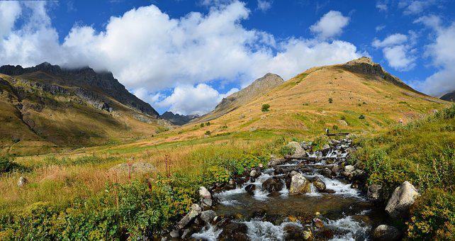 Eastern Black Sea, Kaçkars, Nature, Landscape, Green