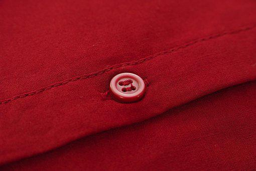 Button, Shirt, Fabric, Textile, Macro, Detail, Pattern