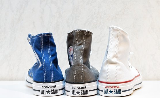 Sneakers, Converse, Converse All Star, All Star, Shoes