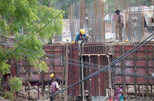 Under Construction, Men At Work, Women At Work, Safety