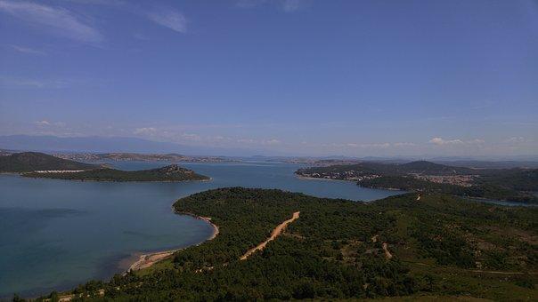 The Table Of Satan, Ayvalýk, Turkey, Marine, Landscape