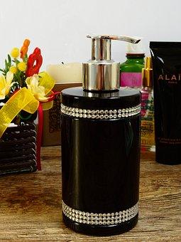 Cosmetics, Soap, Soap Dispenser, Wash, Detergent