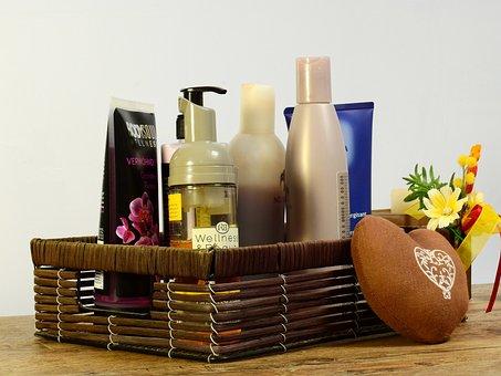 Cosmetics, Gift, Deco, Decoration, Bad, Bathroom