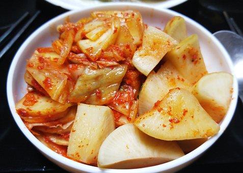 Kimchi, Food, Republic Of Korea, Side Dish, Cooking