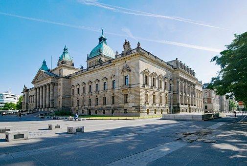 Supreme Administrative Court, Leipzig, Saxony, Germany
