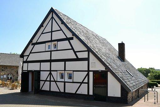 Half-timbered House, House, Valkenburg