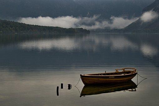 Slovenia, Lake, Bohinj