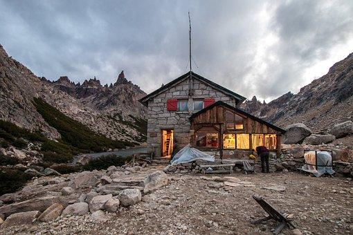 Refugio Frey, Cerro Catedral, Argentina, Mountain