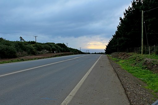 Highway, High Road, Transport, Nature, Trip, Route