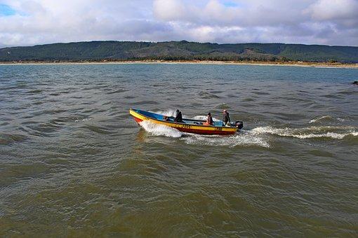 Boat, Sea, Ocean, Ship, Water, Travel, Marine, Vessel
