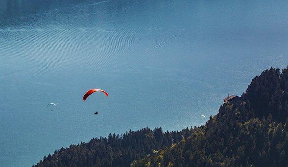 Delta Sailor, Paraglider, Tandem Gliders, Glider