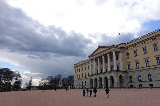 Castle, Royal Palace, Tourism, Royal Family, Oslo