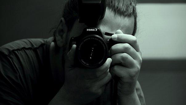 Photographer, Photo, Canon, Camera, Photography