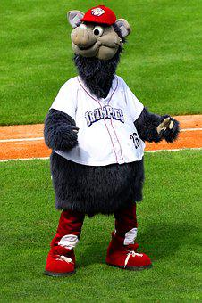 Allentown, Mascot, Ferrous, Baseball