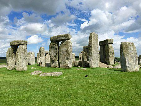 Stonehenge, Monument, Mystical, Landscape, Historically