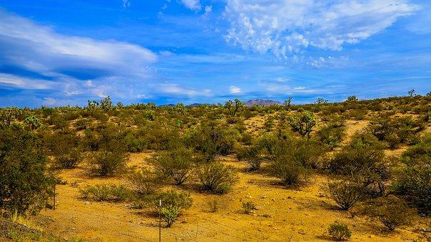 Landscape, Az, Mountains, Clouds, Nature, Sky, Amazing