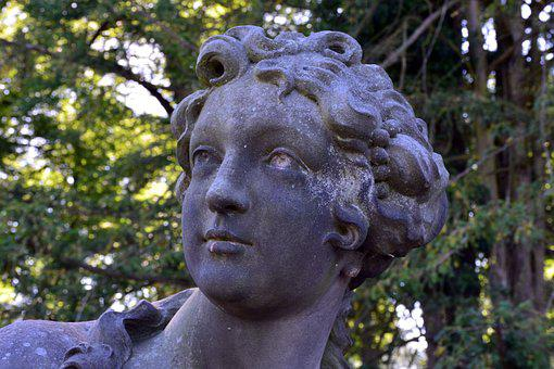 Sanssouci, Sculpture, Park Sanssouci, Historically