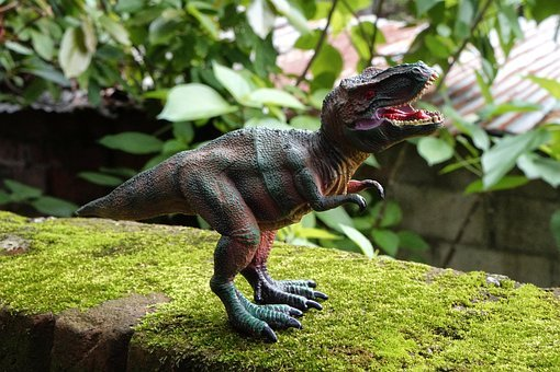 Prehistory, Tyrannosaurus Rex, Tyrannosaurus, History