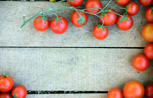 Vegetable Crate, Tomato Crate, Tomatoes, Frame, Red