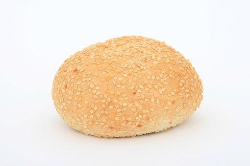 Appetite, Baked, Seeds, Bakery, Baking, Bap, Bread